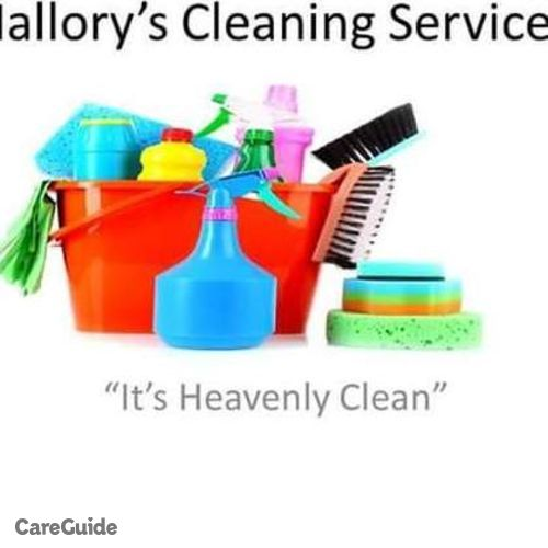 Housekeeper Job Mallory's Cleaning Services Mallory's Profile Picture