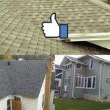 Roofing siding gutters window