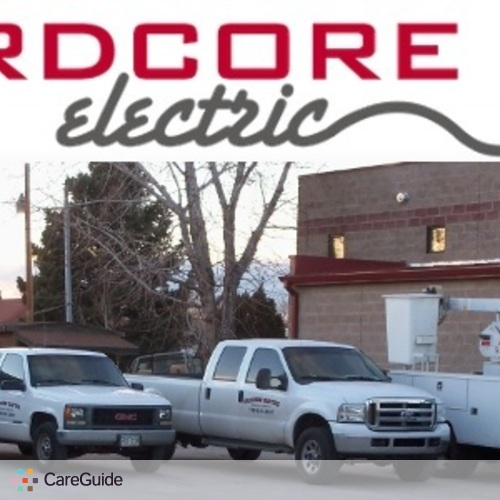 Electrician Provider Travis Sorenson's Profile Picture