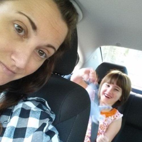 Canadian Nanny Provider Melissa Ward's Profile Picture