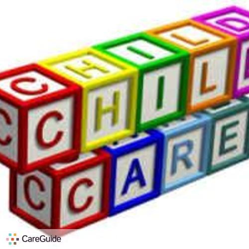 Child Care Provider Baby Sitter's Profile Picture