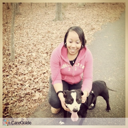Pet Care Provider Arielle Barnette's Profile Picture