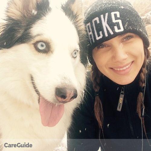 Pet Care Provider Ella Y's Profile Picture