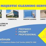 Majestic Cleaning Service