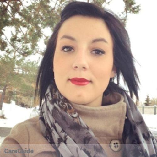 Canadian Nanny Provider Amanda Landrie's Profile Picture