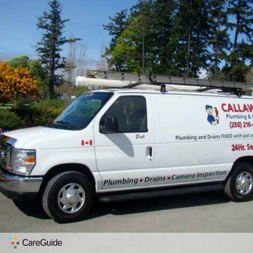 Plumber Provider Brett Callaway's Profile Picture