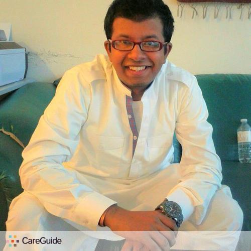 Tutor Provider Hammad Hami's Profile Picture