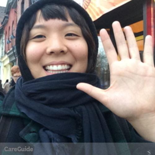 Canadian Nanny Provider Heidi's Profile Picture