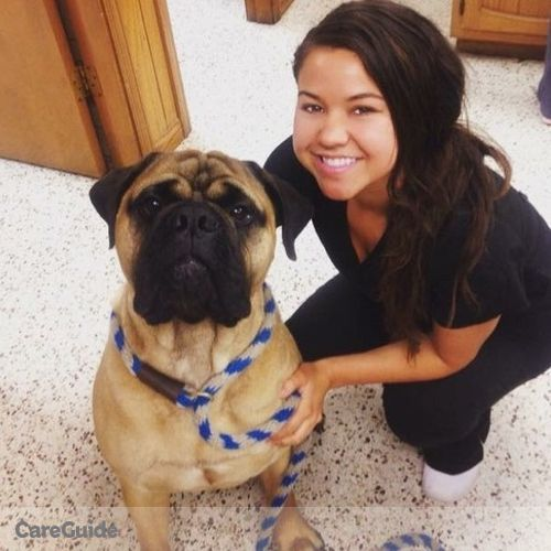 Pet Care Provider Courtney W's Profile Picture