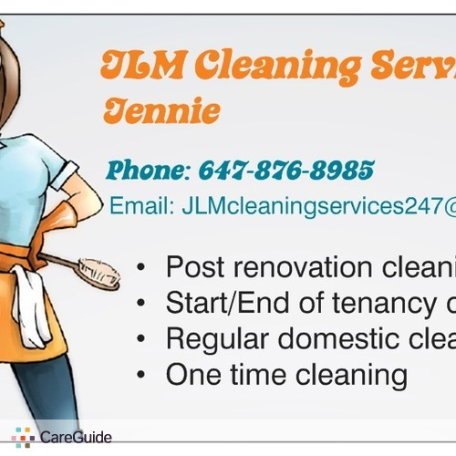 Housekeeper Provider Jennie H's Profile Picture
