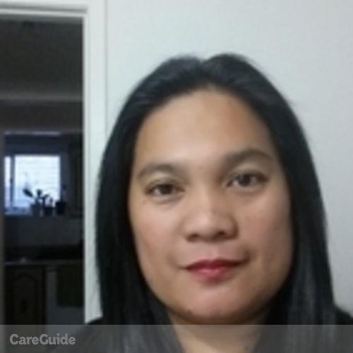 Canadian Nanny Provider Agnes A's Profile Picture