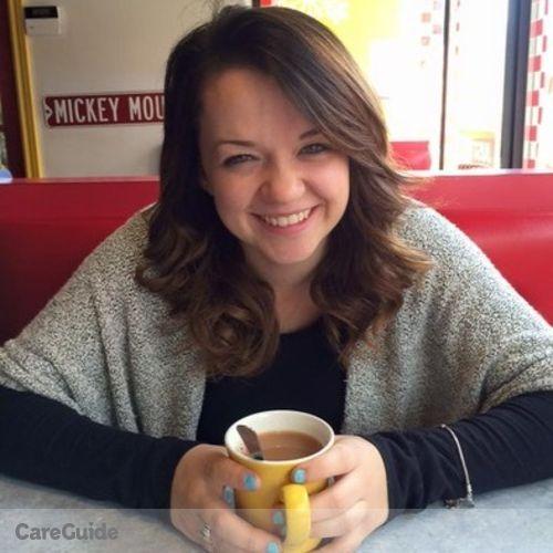 Canadian Nanny Provider Dasia Morris's Profile Picture