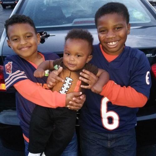 Child Care Job Jackee Houston's Profile Picture