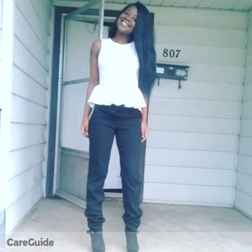House Sitter Provider Keiambra Henry's Profile Picture