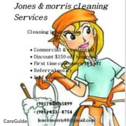 Housekeeper Provider Shareka Jones's Profile Picture