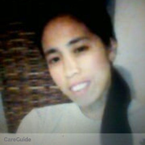 Canadian Nanny Provider Cristine Marie Areno's Profile Picture