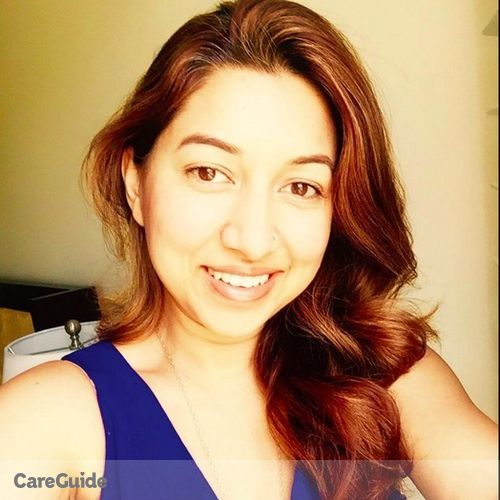 Canadian Nanny Job Gohar Haneef's Profile Picture