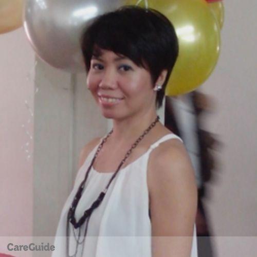 Canadian Nanny Provider Anne Charlotte Esmade's Profile Picture