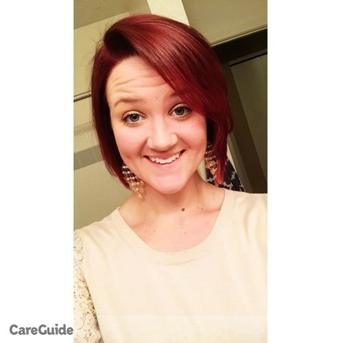 Child Care Provider Kaitlyn C's Profile Picture