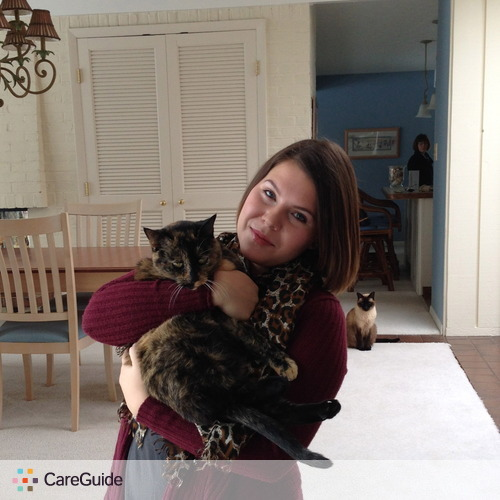 Pet Care Provider Ashley Biesiadecki's Profile Picture