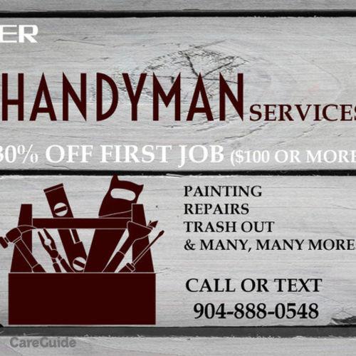 Handyman Provider Lee Scarlett's Profile Picture