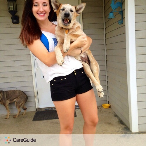 Pet Care Provider Michaela Krozel's Profile Picture