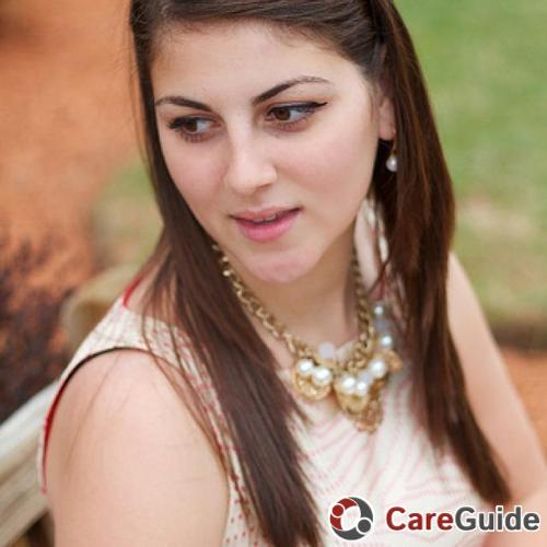 Child Care Provider Alexandra Najjar's Profile Picture