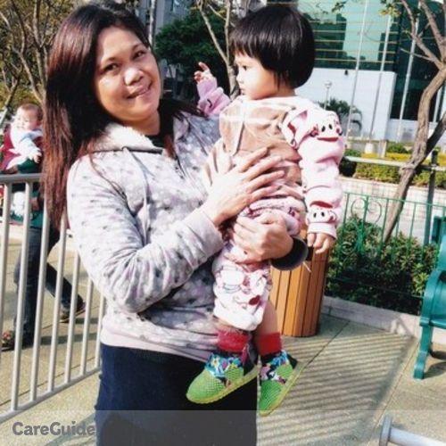 Canadian Nanny Provider Merlita V's Profile Picture