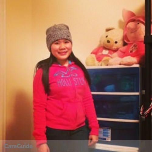 Canadian Nanny Provider Maria Kristina Cassandra Ramoso's Profile Picture