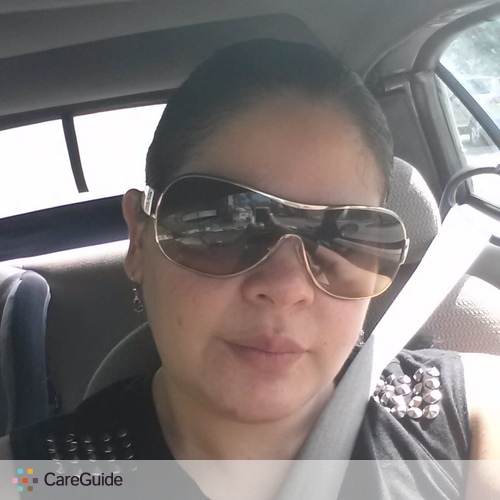 Housekeeper Provider Cynthia Rojas's Profile Picture