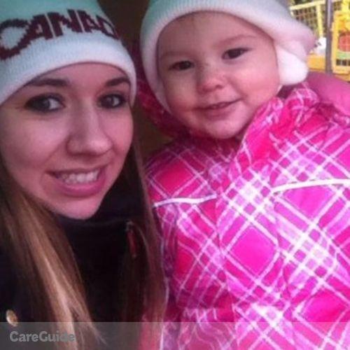 Canadian Nanny Provider Shantel Venturoli's Profile Picture