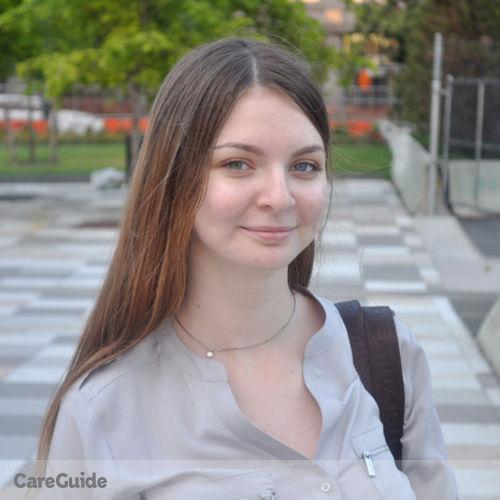 Child Care Provider Alina Gritcenko's Profile Picture