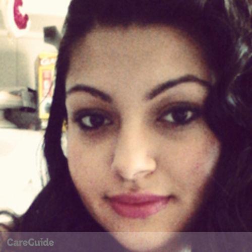 Canadian Nanny Provider Friderika Berki's Profile Picture