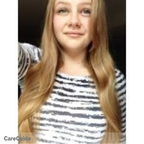 Canadian Nanny Provider Ashleigh Hamon's Profile Picture