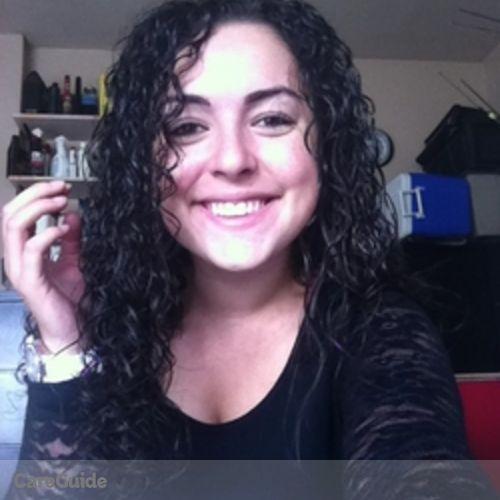 Canadian Nanny Provider Amanda V's Profile Picture