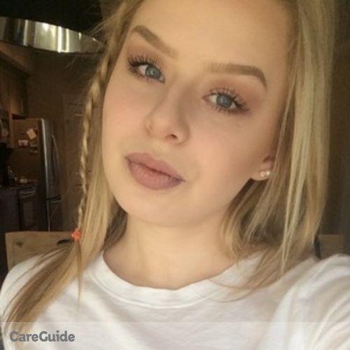 Canadian Nanny Provider Bianca S's Profile Picture