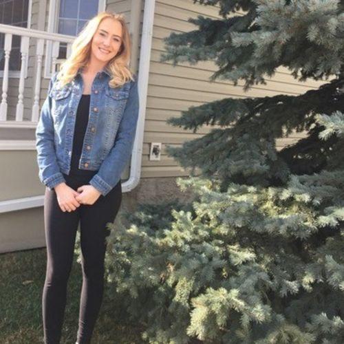 Canadian Nanny Provider Michelle Michaels's Profile Picture