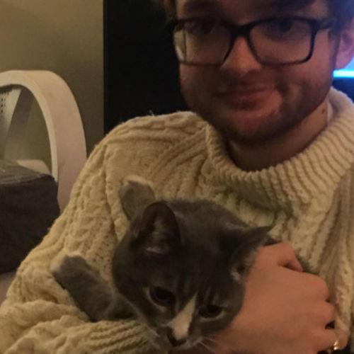 Pet Care Provider Ben F's Profile Picture