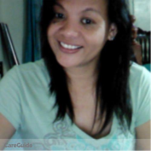 Canadian Nanny Provider Glecelda Marcelo's Profile Picture