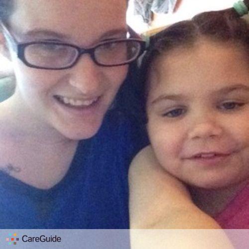 Child Care Provider Darby W's Profile Picture