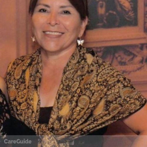 Canadian Nanny Provider Rosa Perez Vega's Profile Picture