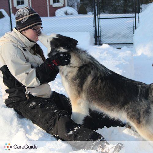 Pet Care Provider Christina D's Profile Picture