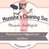 Monishas Cleaning ServiceProfessional Svc.