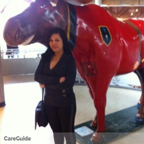 Canadian Nanny Provider Rhea Cubar's Profile Picture
