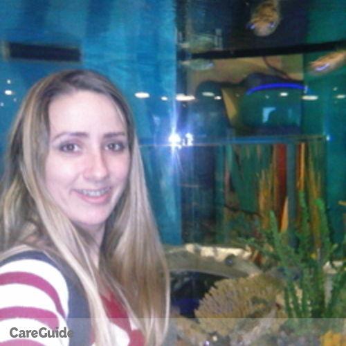Canadian Nanny Provider Camila Nanes da Silva's Profile Picture