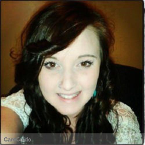 Canadian Nanny Provider Meagan L's Profile Picture