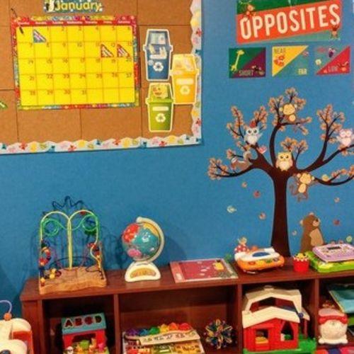 Child Care Provider Nana Lori's Childcare P's Profile Picture