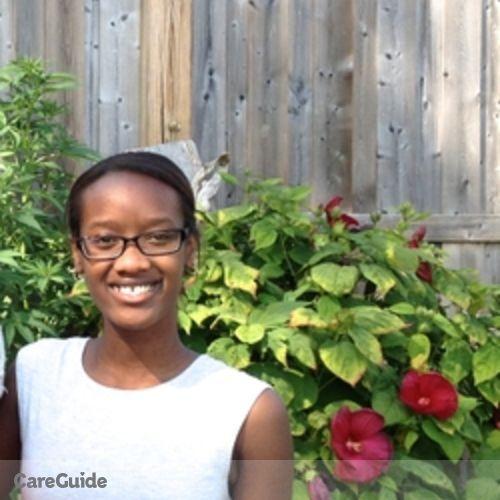 Canadian Nanny Provider Rosetta Munezero's Profile Picture