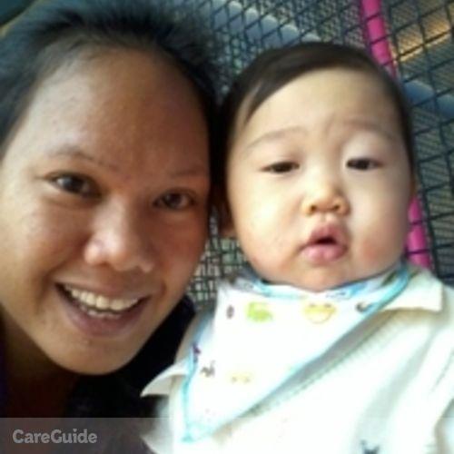 Canadian Nanny Provider Eva P's Profile Picture