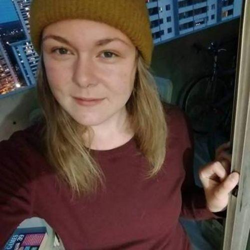 Canadian Nanny Provider Madison Joyce's Profile Picture